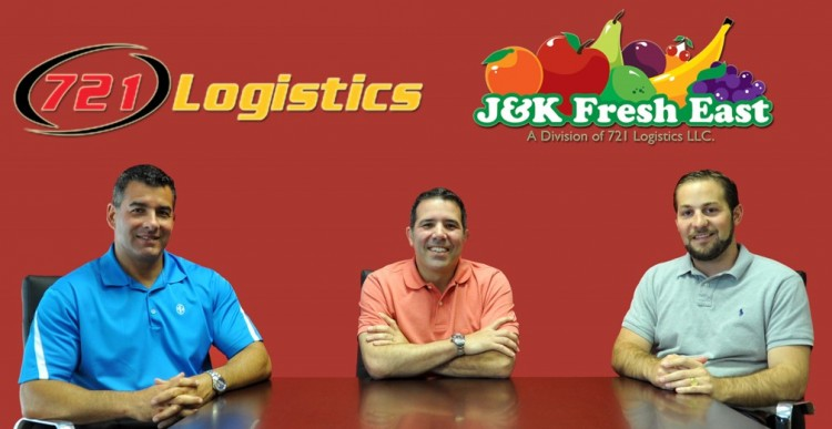 Experienced Pros Make 721 Logistics and its J&K Fresh East Division an Instant Hit